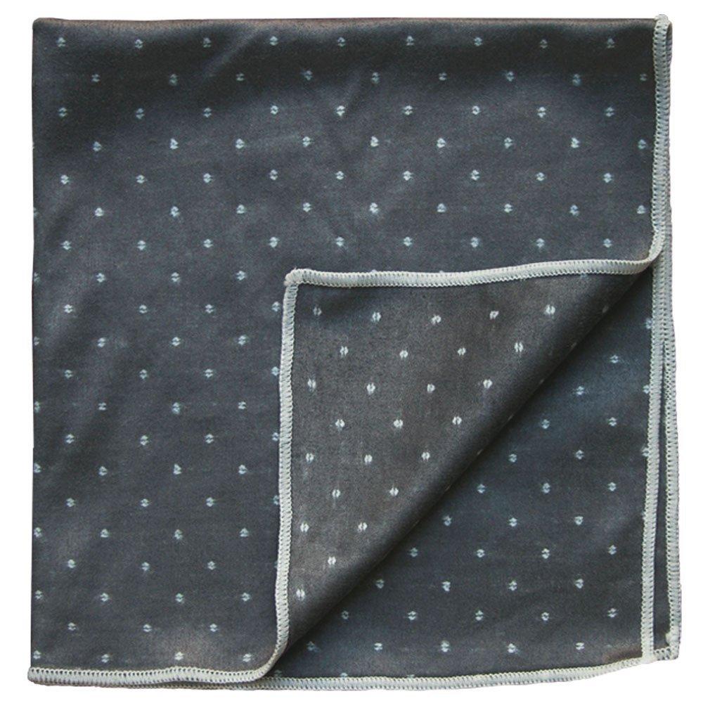 Tech Handkerchief, 12.2 Inch Microfiber Cleaning Cloth (Bradford)