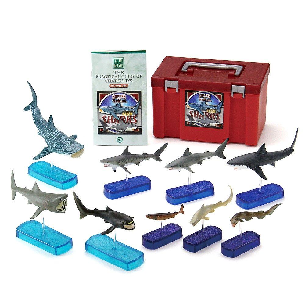 Farbeata Sharks Vr. Full SET Solid Illustrated (japan import)