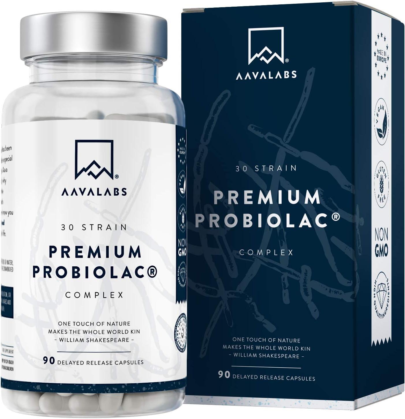Probiolac Premium 30 cepas