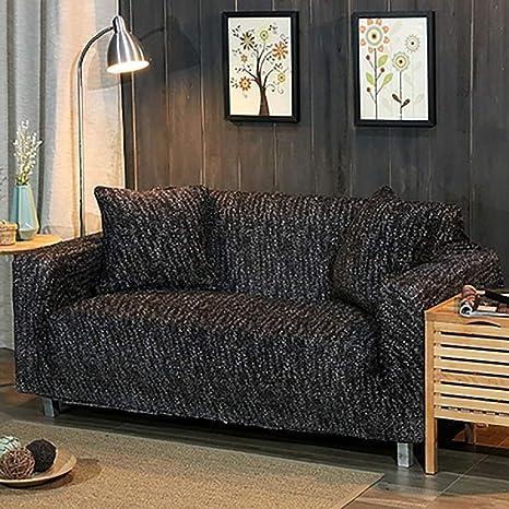 MSM Gruesas Elástico Fundas de sofá, Color sólido para Hacer ...