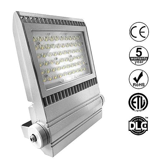 HAWEE Foco Proyector LED 100W 12000lm Luz de Inundación LED Luz de ...