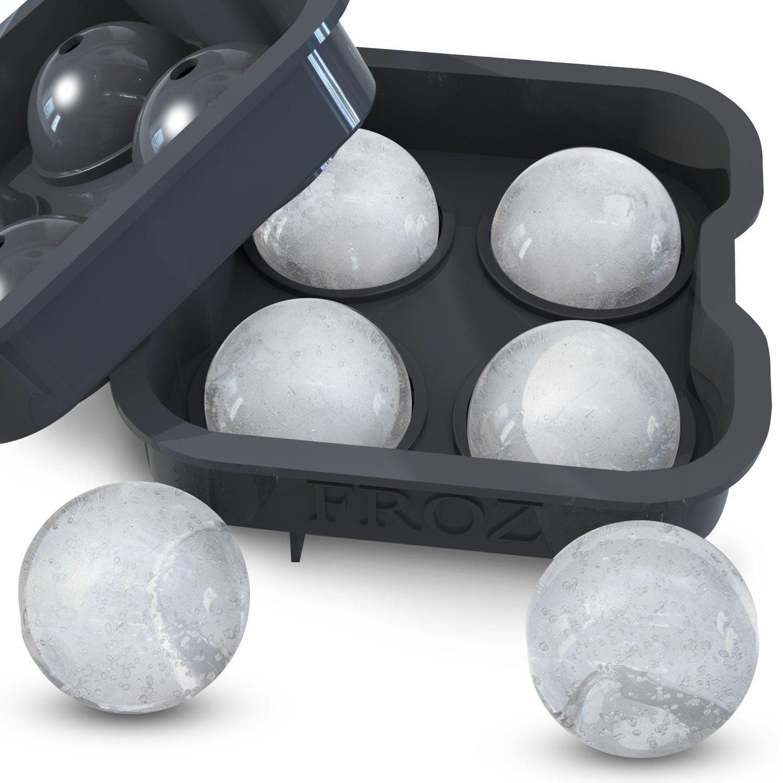 4 palle di ghiaccio
