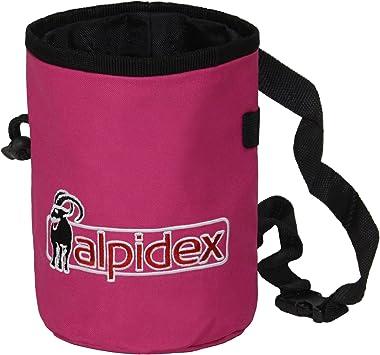 ALPIDEX Bolsa Magnesio Escalada Chalk Bag Bolsa Tiza