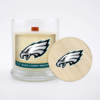Worthy Promo NFL Candle