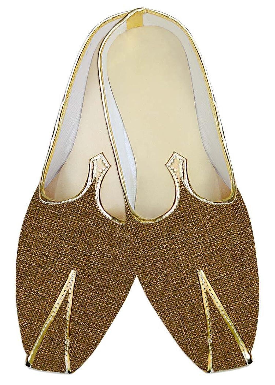 INMONARCH Bodas de Oro Hombres Zapatos Indio MJ013251 39 EU
