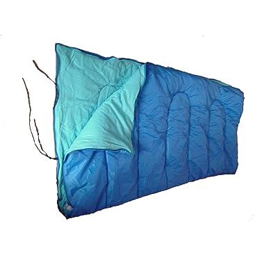 Xin.S Confortable Léger Portable Facile à Comprimer Enveloppes Sacs De Couchage Camping En Plein Air Camping Randonnée Pause Déjeuner Intérieur. 3 Couleurs