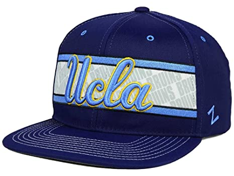 new product a5782 11805 Image Unavailable. Image not available for. Color  UCLA Bruins Zephyr NCAA  Epic Snapback Hat