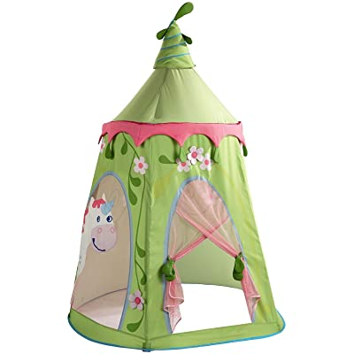 HABA Fairy Garden Play Tent - Whimsical and Roomy Stands 75 Inches Tall: Toys & Games