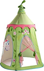 HABA Fairy Garden Play Tent - Whimsical and Roomy Stands 75 Inches Tall