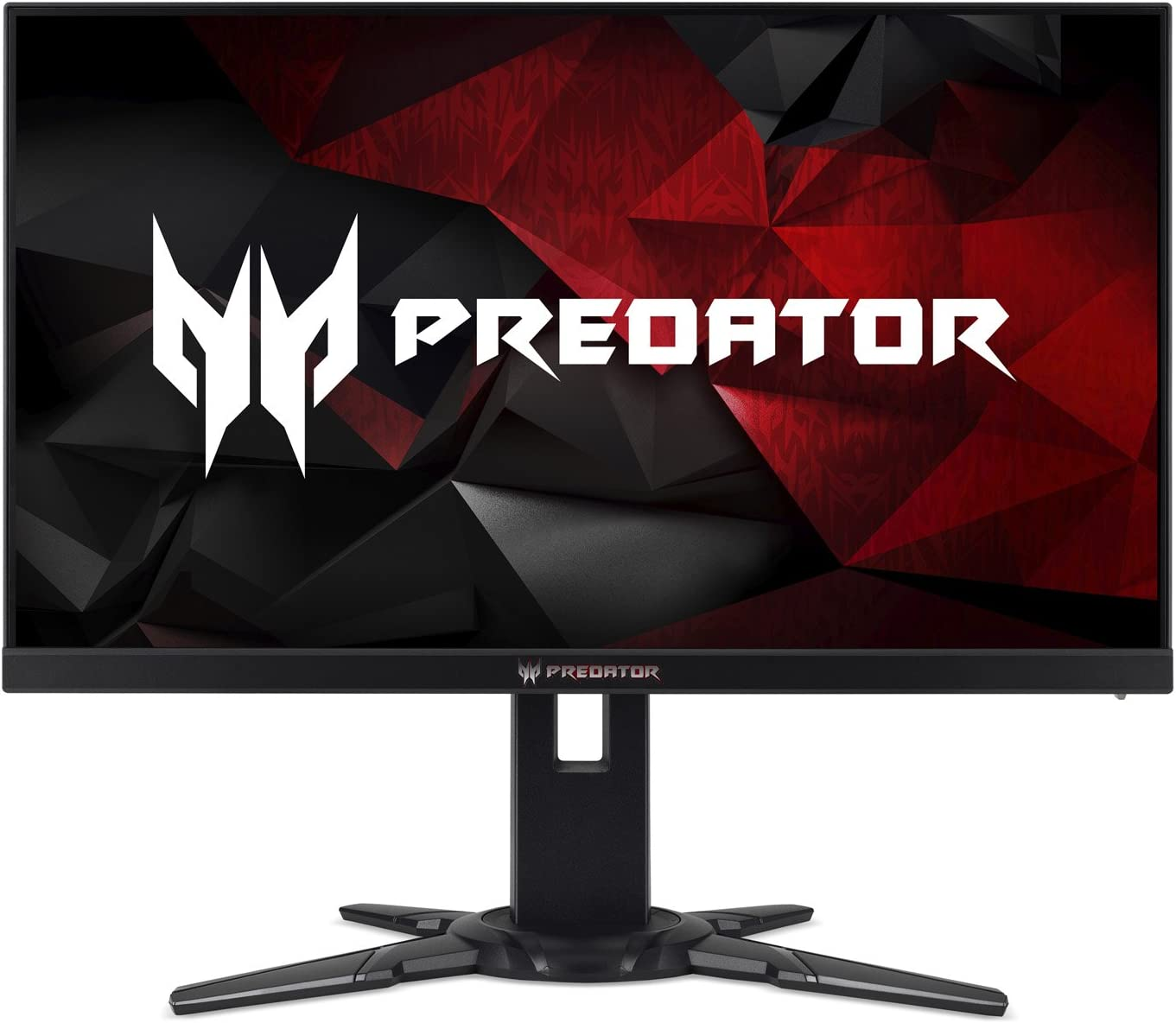 Acer Predator XB252Q Bmiprz 24.5-Inch Full HD (1920x1080) NVIDIA G-Sync Monitor (Display Port & HDMI Port, 240Hz)
