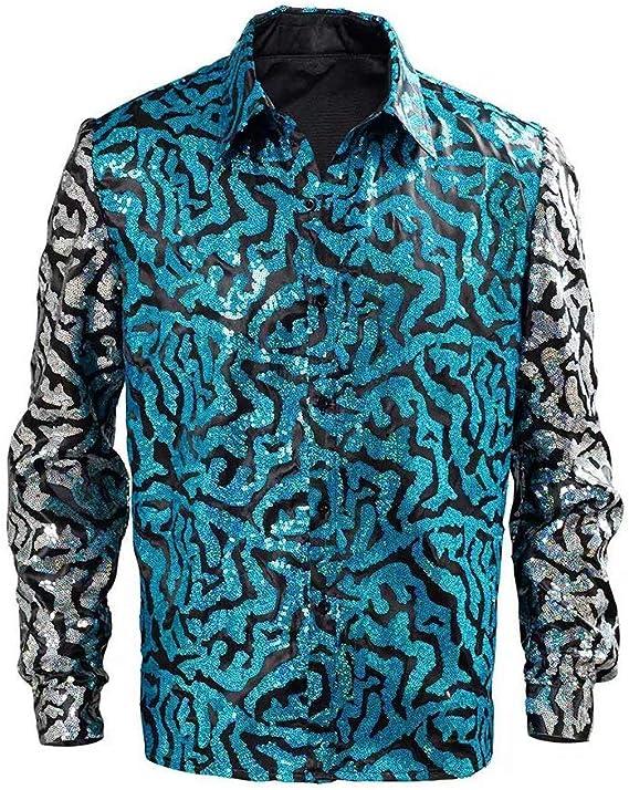 Joe Exotic Tiger King Shirt Disfraz, Halloween Lentejuelas ...