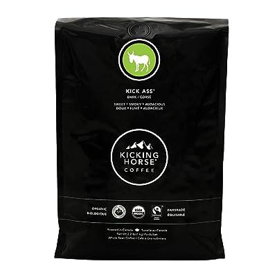 Kicking Horse ''Kick Ass'' Whole Bean Coffee Review