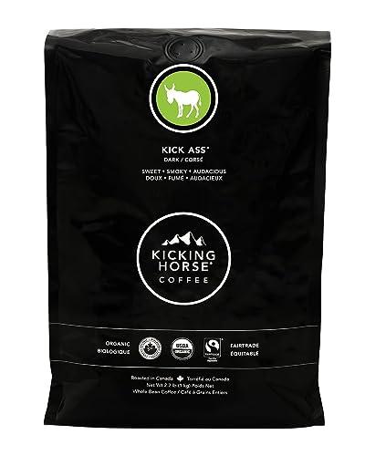 Kicking Horse Coffee Dark Roast