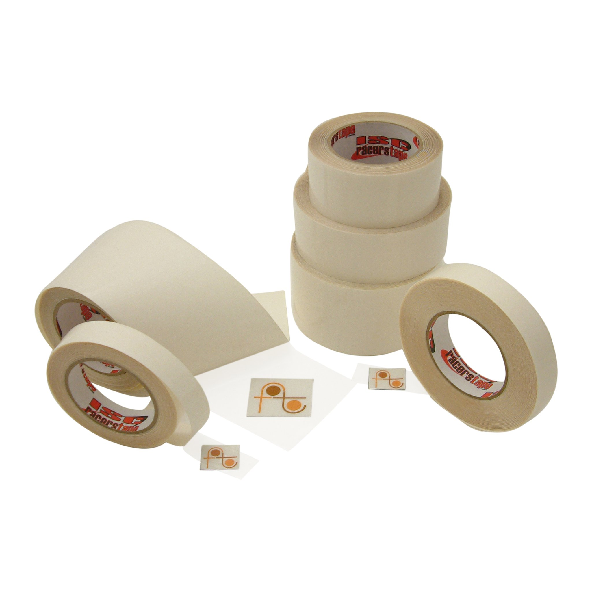 ISC Helicopter-OG-HD Surface Guard Tape: 8 in. x 30 ft. (Transparent) by ISC Racers Tape