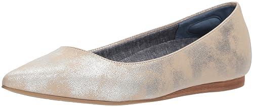 Dr Scholls Shoes Womens Leader Ballet Flat