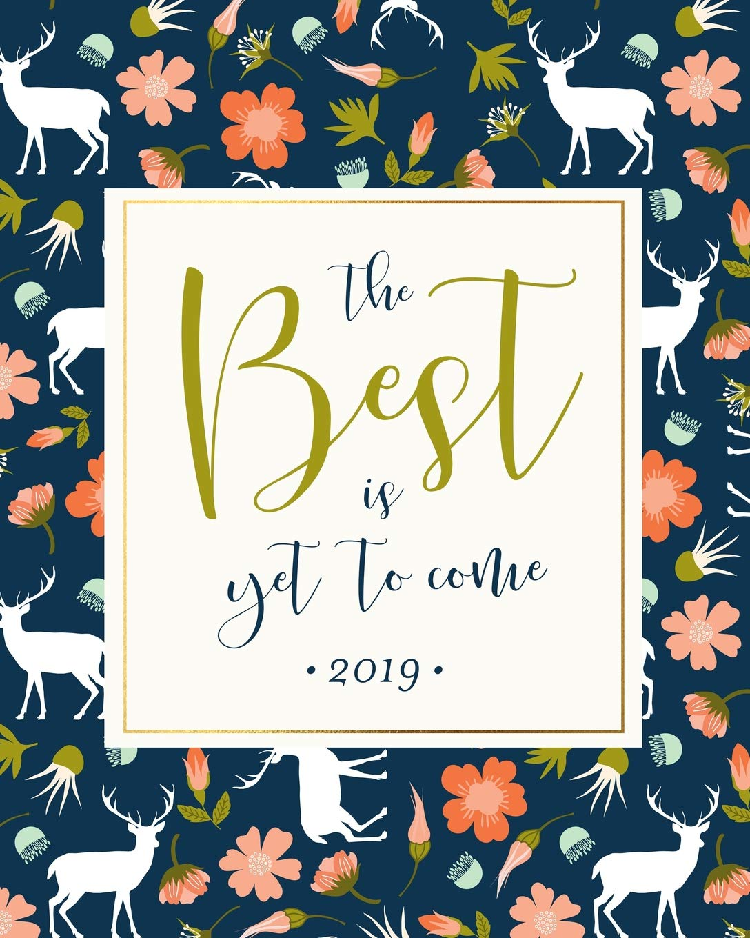 Amazon.com: The Best Is Yet To Come 2019: Boho 2019 Weekly ...
