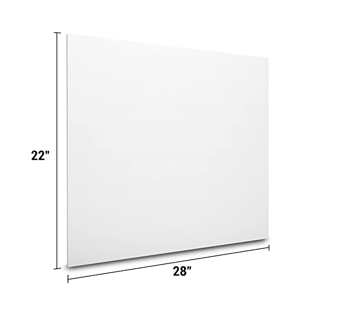 Amazon.com: AdirOffice - Tabla de espuma (0.197 in): Office ...