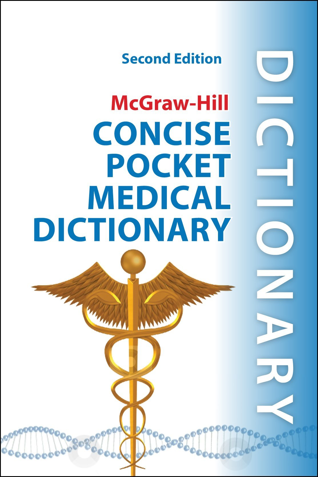 Mcgraw Hill Concise Pocket Medical Dictionary Second Edition U