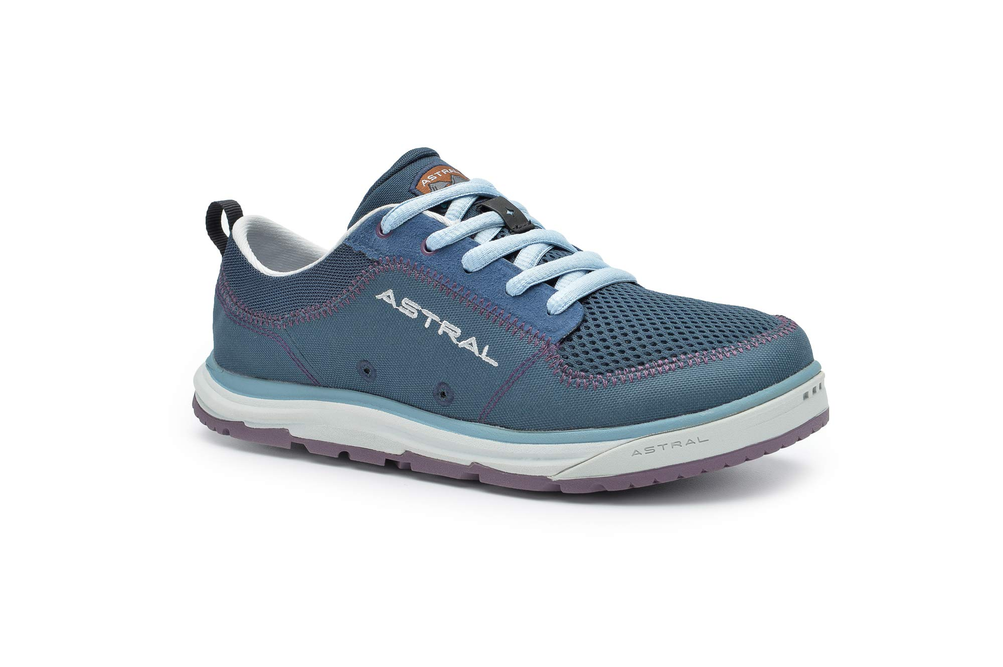 Astral Women's Brewess 2.0 Everyday Minimalist Outdoor Sneakers, Grippy and Quick Drying, Made for Water Sports, Travel, and Rock Scrambling, Deep Water Navy, 7 M US by Astral