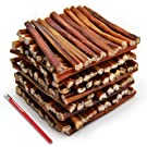 ValueBull All Natural 6 Inch Bully Stick Dog Chews