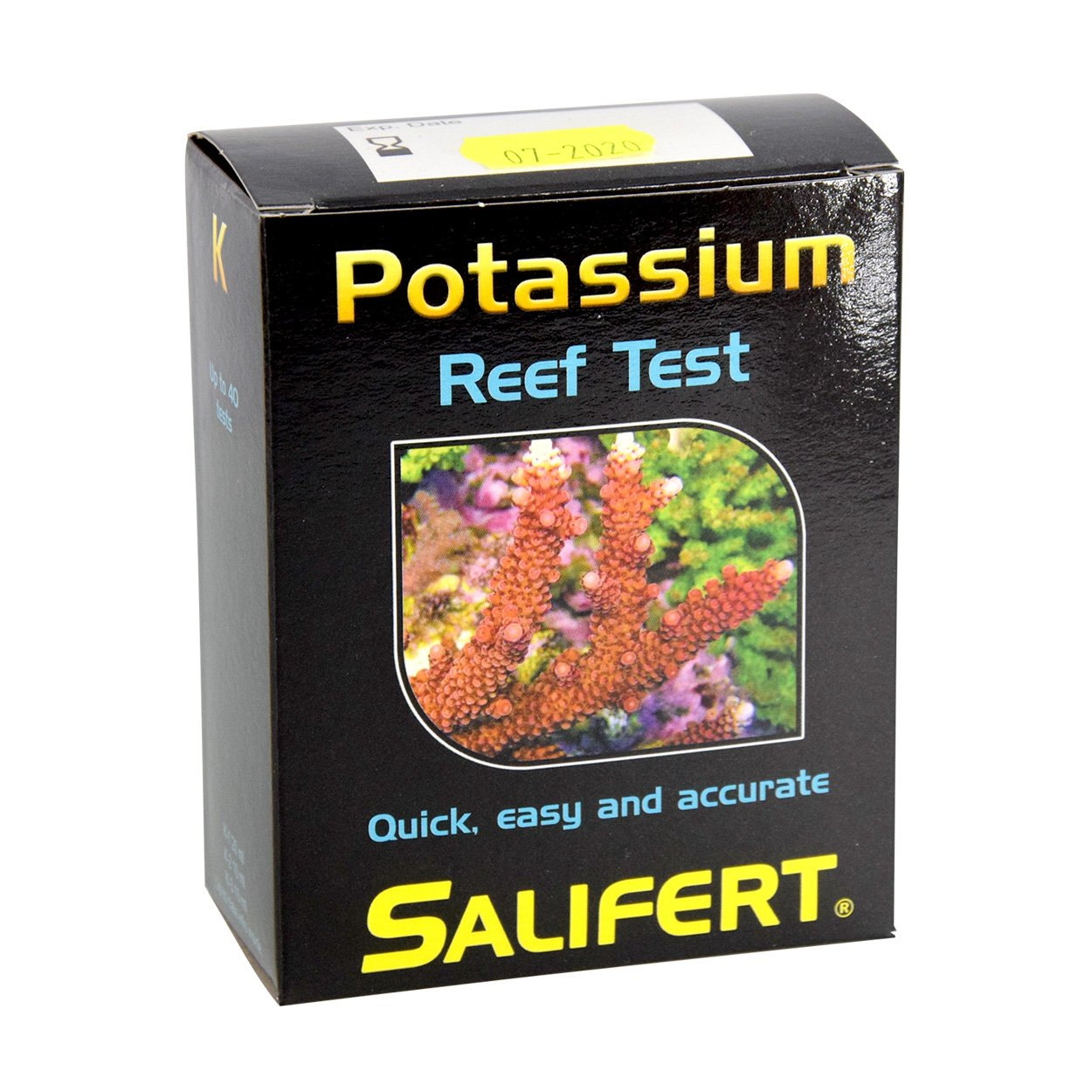 Salifert RTKA Potassium Test Kit by Salifert