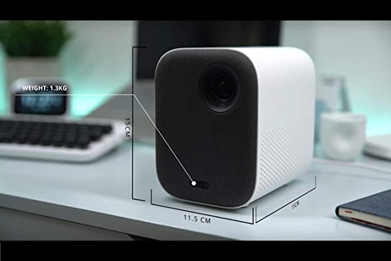 Amazon.com: Xiaomi Mi Home Theater portátil, proyector Full ...