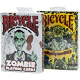 Bicycle Zombie Playing Cards & Everyday Zombies Playing Cards - 2 Decks!