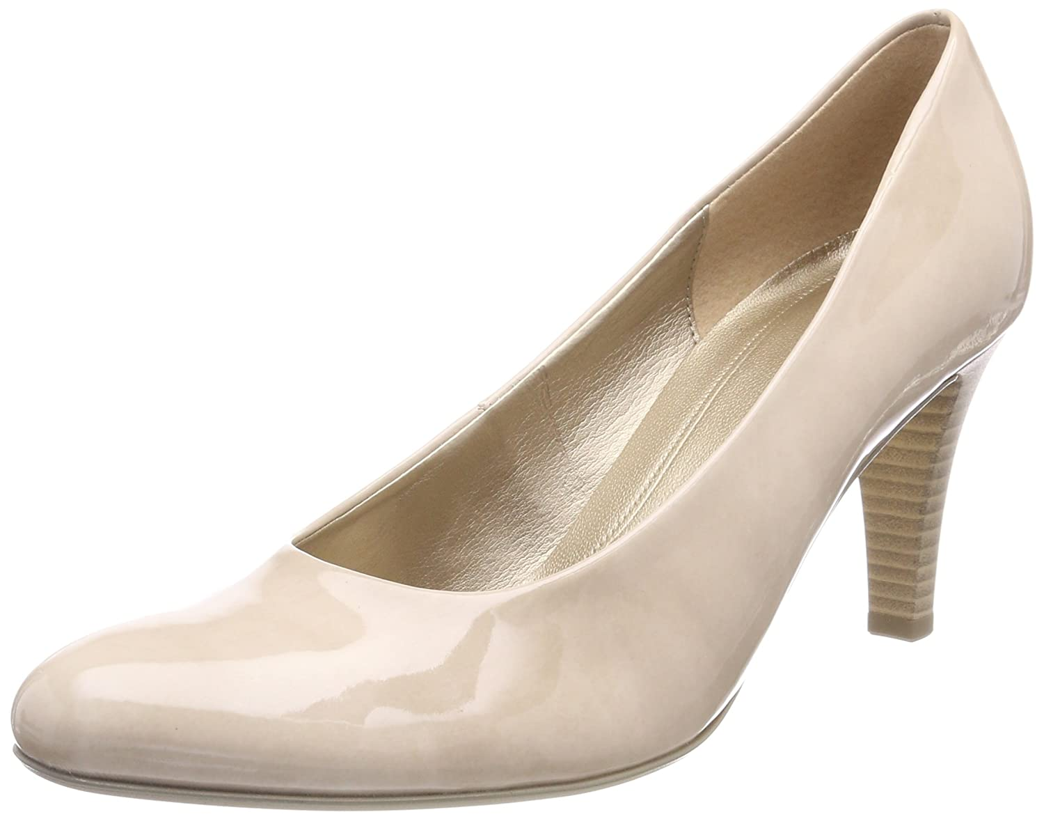 Beige (Sand) Gabor Damen Basic Pumps