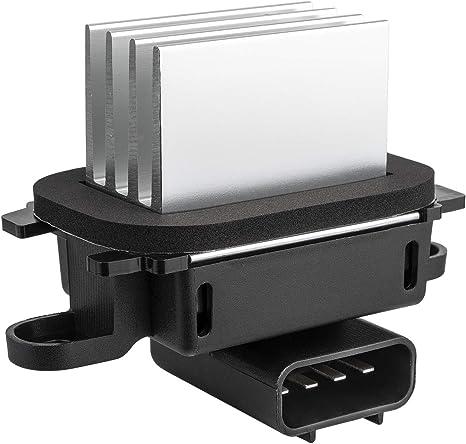 SKP HVAC Blower Motor Resistor Connector fits Ford F150 2004-2014 39JTWP