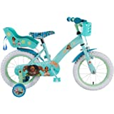 Kubbinga Girls' Disney Vaiana Bicycle