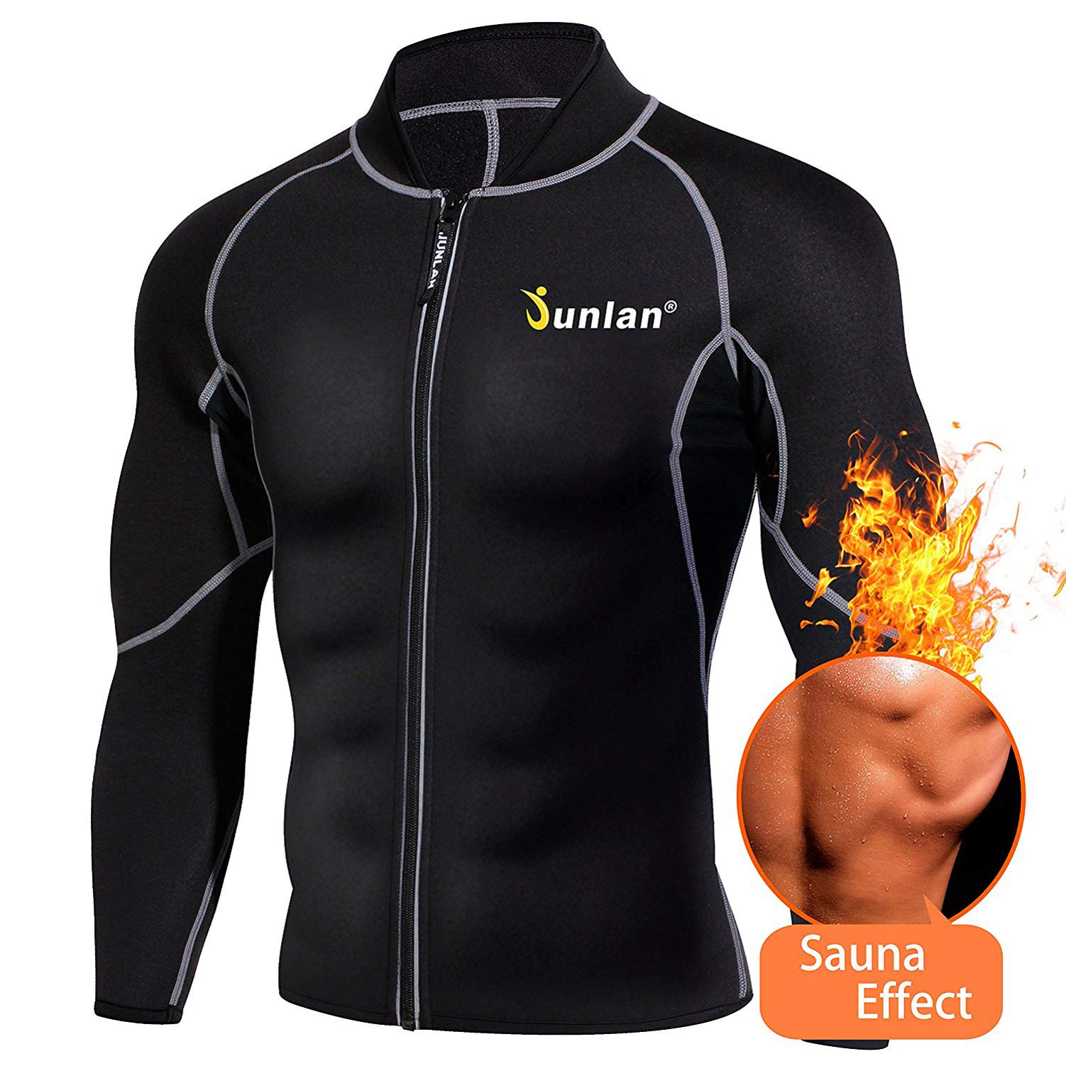 RDX MMA Sauna Suit Non Rip Sweat Suit Track Weight Loss Slimming Fitness Gym Exercise Training