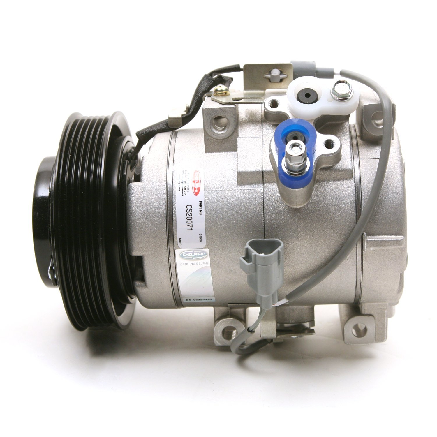Delphi CS20071 New Air Conditioning Compressor