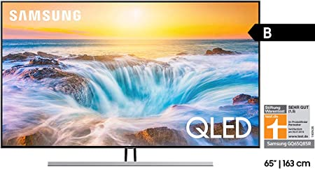 Samsung GQ65Q85RGTXZG 163 cm (65 Pulgadas) TV Plana/Flat QLED Q85R ...