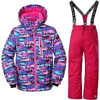 015e3cf40 Amazon Best Sellers  Best Girls  Skiing Jackets