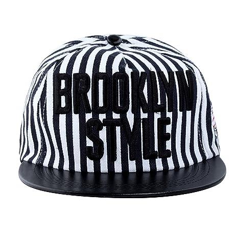 4a5e4b1fba3ba Buy Noise NOICAPSB011 Polyester Brooklyn Style Snapback Hip-hop Cap ...