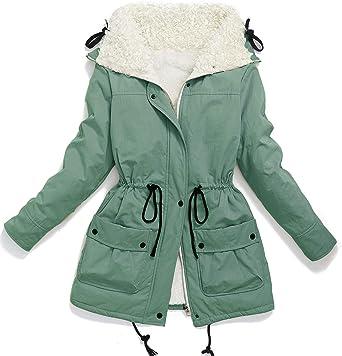 Ecupper Women's Plus Size Coats Shepra Lined Parkas with Faux Fur  Drawstring Jackets at Amazon Women's Coats Shop