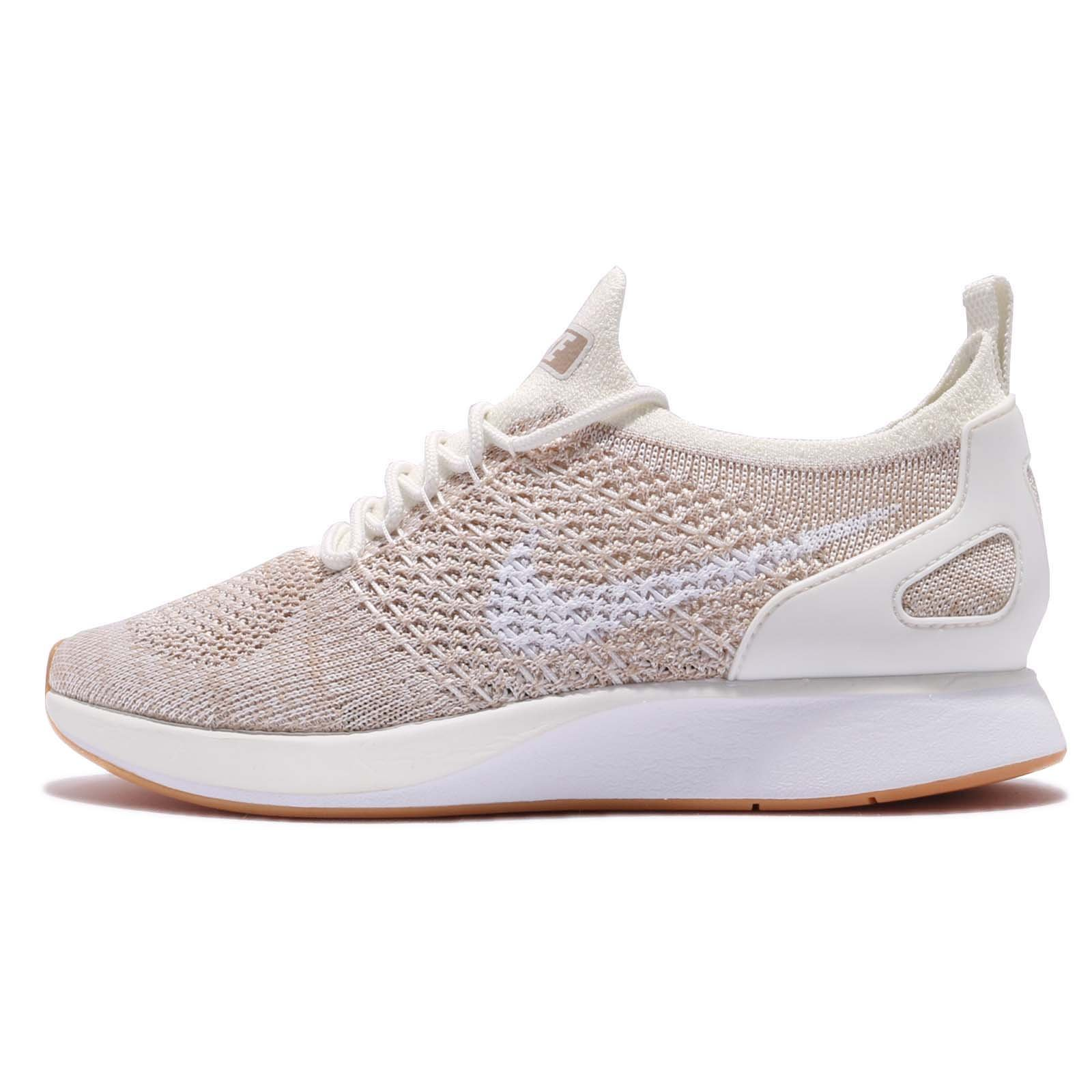 c4f4601a3a13f Galleon - Nike Air Zoom Mariah Flyknit Racer Womens s Shoe Sail White Gum  Aa0521-100 (7 B(M) US)