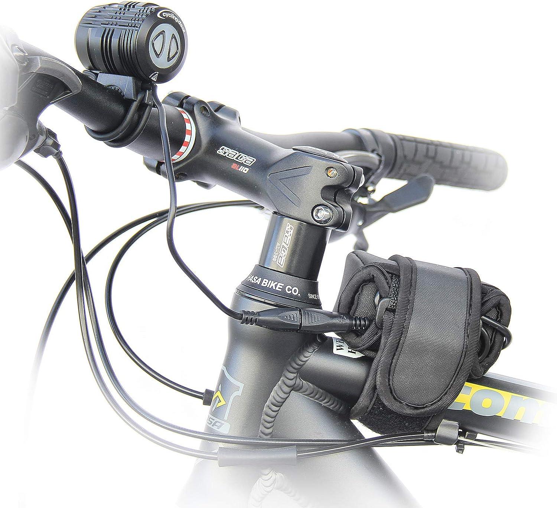 XECCON SPIKER 1210 Bike 4x1600 Lumen Bicycle Front Head Light