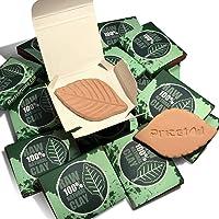 Brown Sugar Savers 10 Pcs/Set Leaf Terracotta Sugar Keeper Hydro Stones Keeping Moist Fresh and Softener Bread Cakes…