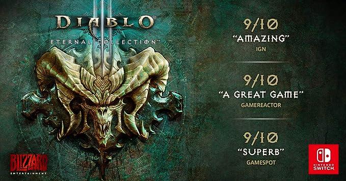 Diablo Eternal Collection - Nintendo Switch [Importación inglesa ...