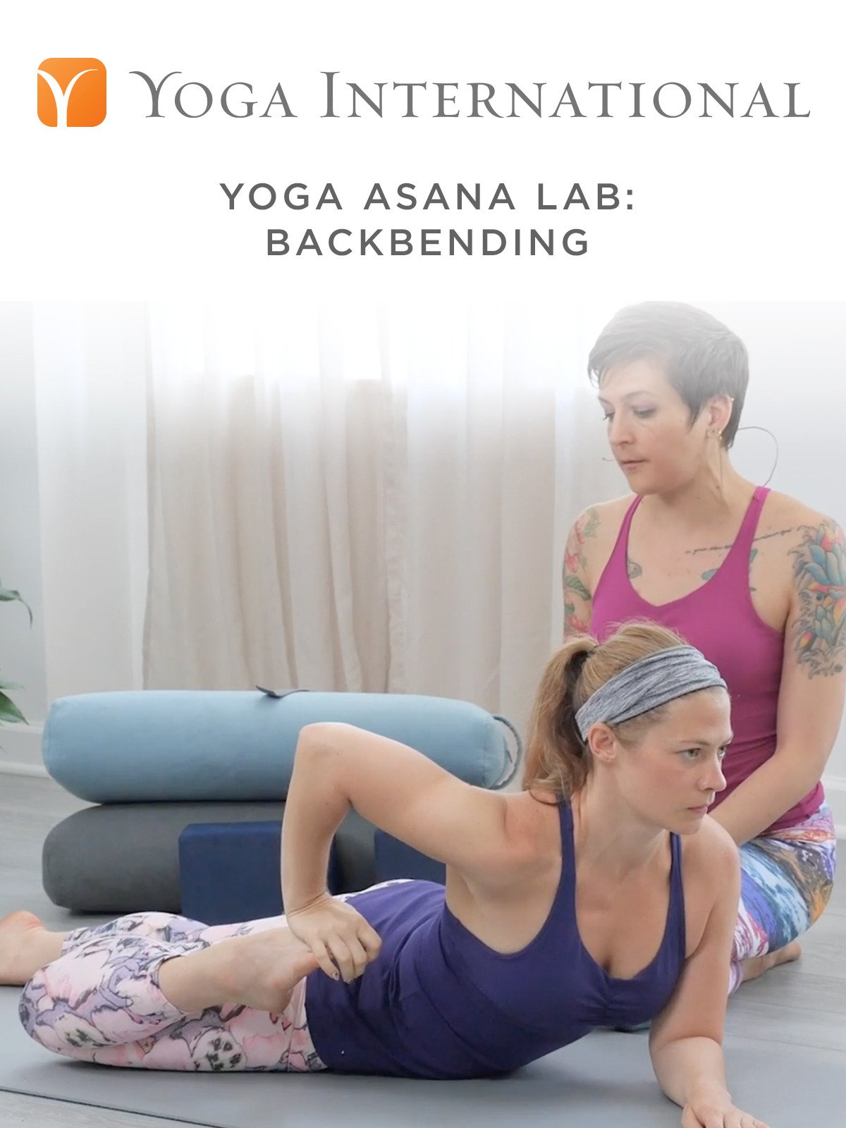 Amazon.com: Watch Yoga Asana Lab: Backbending | Prime Video