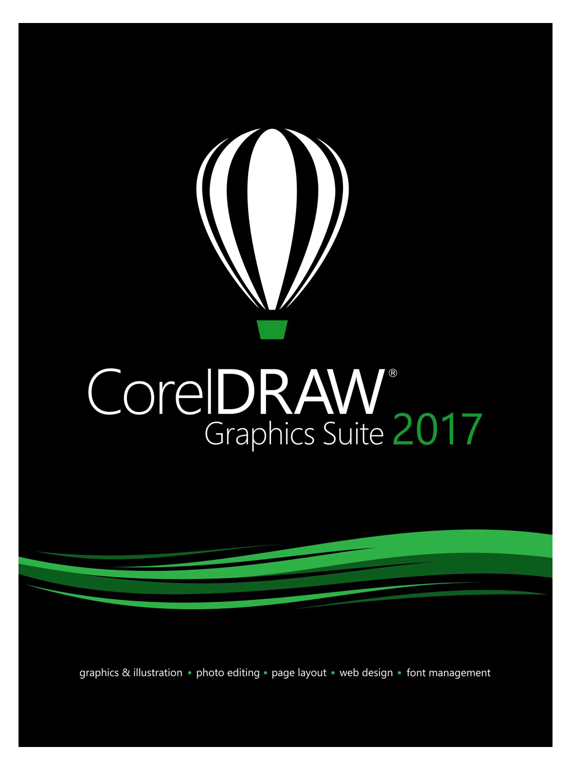 CorelDRAW Graphics Suite 2017 19.0.0.328 (x64) Retail (2017) Multi / Русский