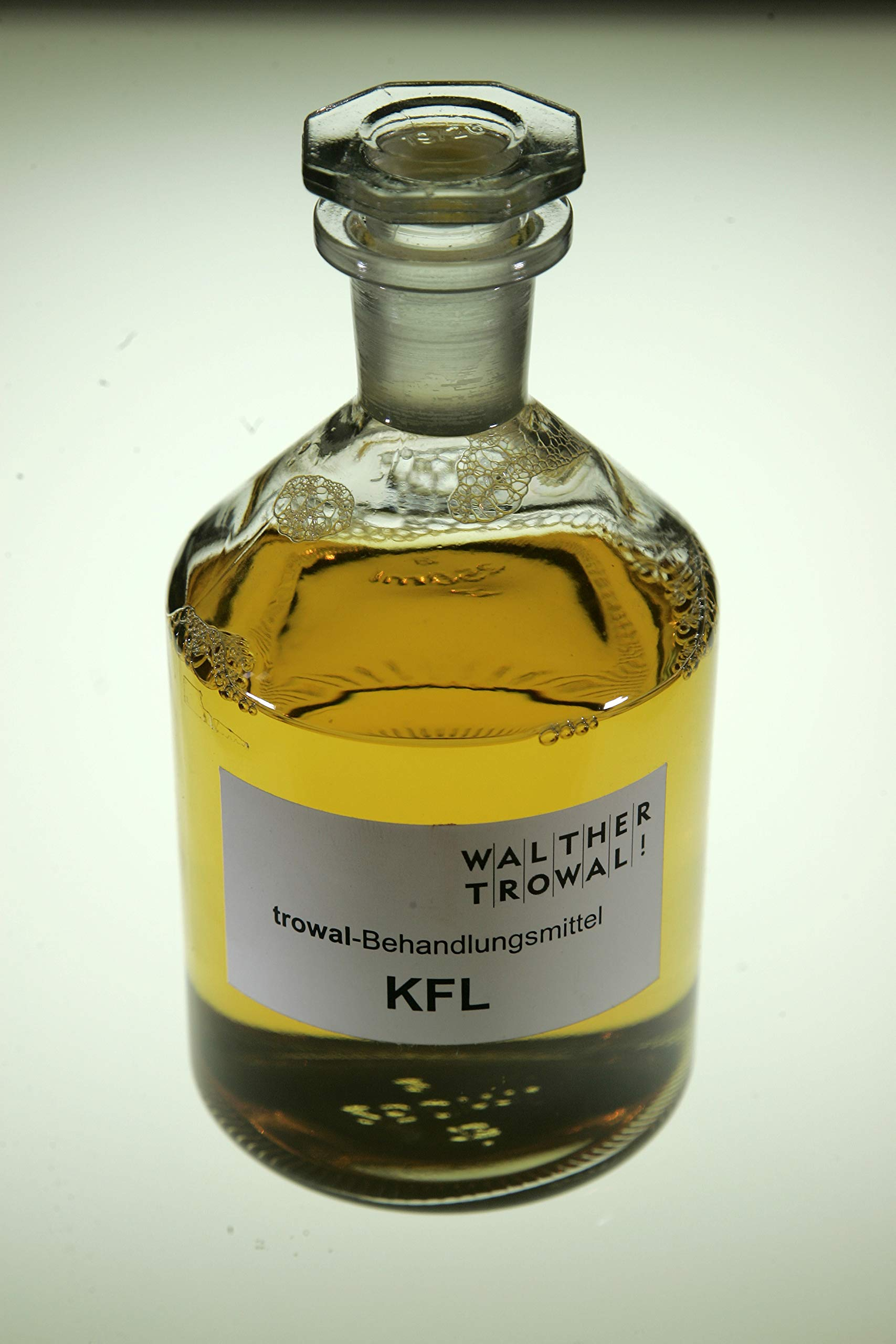 KFL, Cleaning and Degreasing Liquid Compound, 18 KG Container