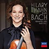 Hilary Hahn Plays Bach: Violin Sonatas Nos. 1 & 2; Partita No. 1 (2LP Vinyl)