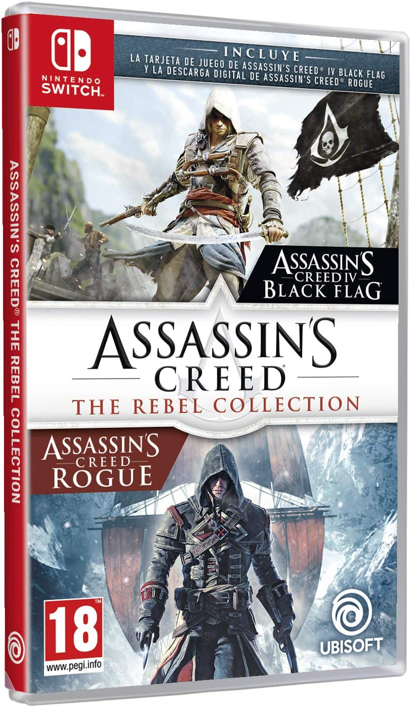 Assassins Creed: The Rebel Collection: Amazon.es: Videojuegos
