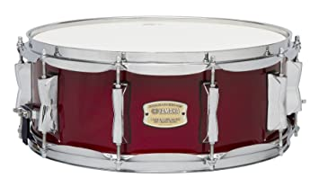yamaha stage custom. yamaha stage custom birch 14x5.5 snare drum, cranberry red
