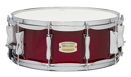 28468ecea16e Amazon.com  Yamaha Stage Custom Birch 14x5.5 Snare Drum