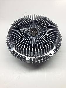 OEM Nissan 21082-7S00A - Titan, Armada, Pathfinder Fan Coupling Clutch