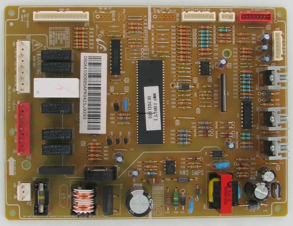 Samsung DA41-00695A Refrigerator Electronic Control Board (Renewed)