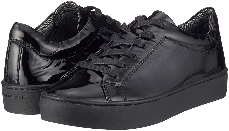 Vagabond Womens Zoe Trainers Black Black//Black 92 5 UK